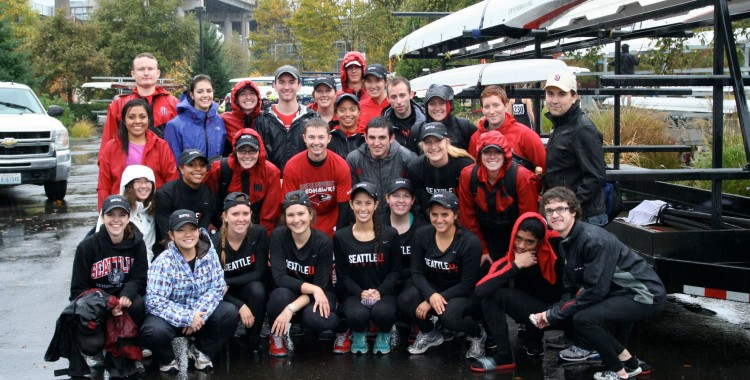 Seattle U Crew Regatta Schedule