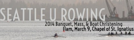 2014 Banquet, Mass, and Boat Christening