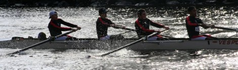 """Men's Club Rowing Gears Up For Season"""