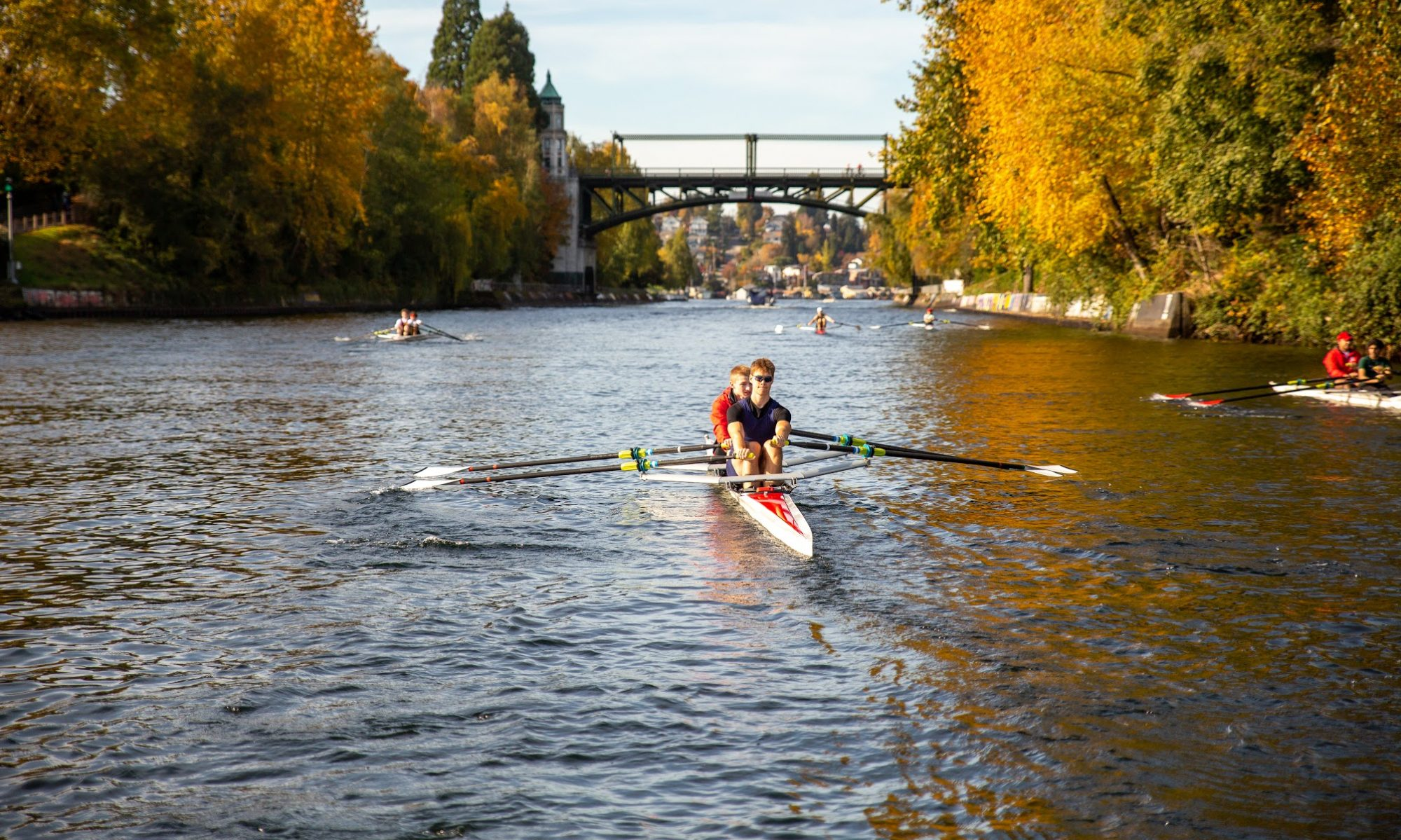 Seattle U Men's Crew